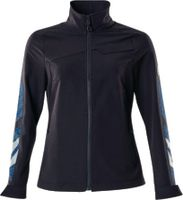 MASCOT Damen-Jacke Accelerate 18008-511, schwarzblau 010 S - toolster.ch