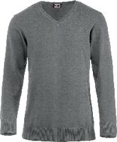 CLIQUE Strickpullover  Aston 021174 grau S - toolster.ch