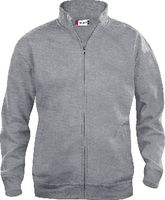 CLIQUE Basic Cardigan  021038 graumeliert L - toolster.ch