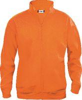 CLIQUE Basic Cardigan  021038 warnschutz-orange S - toolster.ch