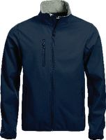 CLIQUE Softshell Jacke  Basic 020910 dark navy L - toolster.ch