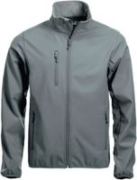 CLIQUE Softshell Jacke  Basic 020910 pistole L - toolster.ch