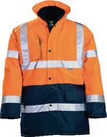 HI-WAY Warnschutzparka L / orange - toolster.ch