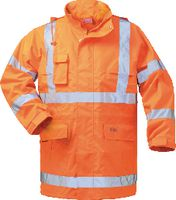SAFESTYLE Warnschutzregenjacke Marc + Nils M/orange - toolster.ch
