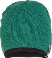 PLANAM Strickmütze  2-farbig One size grün/schwarz - toolster.ch