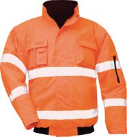 SAFESTYLE Warnschutzpilotenjacke Carlow M/orange - toolster.ch