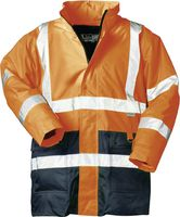 Warnschutzjacke L/orange - toolster.ch