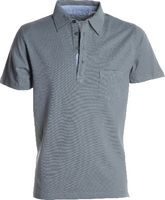 PAYPER Polo-Shirt  Prestige steel grey M - toolster.ch