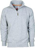 PAYPER Sweatshirt  Miami+ grau meliert XL - toolster.ch