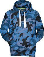 PAYPER Sweatshirt  Atlanta+ camouflage blau XS - toolster.ch