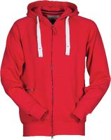 PAYPER Sweatjacke  Dallas+ rot M - toolster.ch