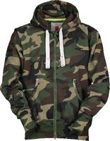 PAYPER Sweatjacke  Dallas+ camouflage M - toolster.ch