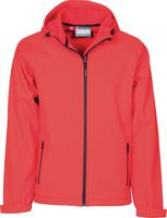 PAYPER Softshell Jacke  Gale rot S - toolster.ch