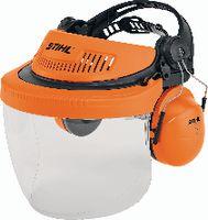 STIHL Gesichts- und Gehörschutz G500 PC mit Polycarbonatvisier - toolster.ch