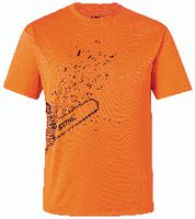 STIHL Funktions-T-Shirt DYNAMIC Mag Cool, orange S - toolster.ch