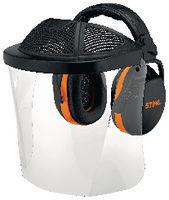 STIHL Gesichts- und Gehörschutz mit Kunststoffscheibe SNR 30 - toolster.ch
