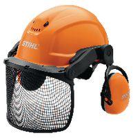 STIHL Helmset  DYNAMIC X-Ergo mit Metallgitter SNR 30 - toolster.ch