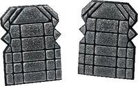 STIHL Knieschoner 50 cm, per Paar - toolster.ch