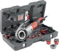 RIDGID Elektroschneidkluppen Set-gross 690-I 5 Schneidbacken - toolster.ch