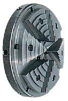 Schnellspannfutter JF Typ A mit weichen Bohrbacken, ohne Schaft JF 6A 100 - toolster.ch
