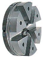 Schnellspannfutter JF Typ W mit weichen Blockbacken, ohne Schaft JF 6W  100 - toolster.ch