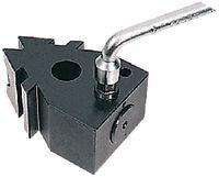 TRIPAN Grundelement inkl. Inbusschlüssel 1 Typ 111S - toolster.ch