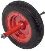 Vollgummirad mit Felge 380 mm - toolster.ch