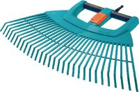 GARDENA Kunststoff-Fächerbesen XXL vario combisystem Arbeitsbreite 770 mm / 3107-20 - toolster.ch