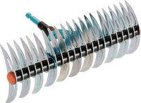 GARDENA Schneidrechen  combisystem Arbeitsbreite 350 mm / 3392-20 - toolster.ch