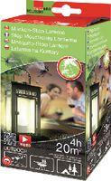 SWISSINNO Mücken-Stop Laterne 20m2, 4 Stunden Schutz - toolster.ch
