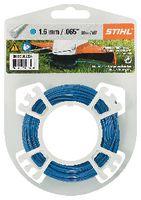 STIHL Mähfaden  rund auf Rolle Ø 1.6 mm x 20.0 m, blau - toolster.ch