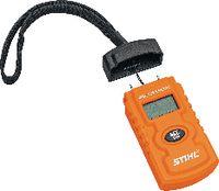 STIHL Holzfeuchtigkeits-Messgerät LCD-Anzeige, inkl. Batterien 8 x 4 x 2 cm - toolster.ch