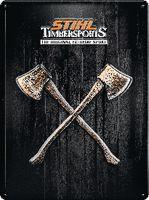 STIHL Blechschild  TIMBERSPORTS® 30 x 40 cm - toolster.ch