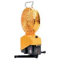 TRIOPAN Baustellenlampe Helios Master V4 mit Klappfüssen 200 mm, gelb - toolster.ch