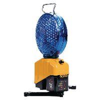 TRIOPAN Baustellenlampe Helios Master V4 mit Klappfüssen 200 mm, blau - toolster.ch