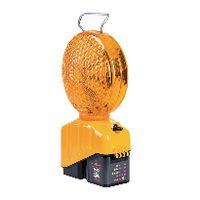 TRIOPAN Baustellenlampe Helios Master V4 ohne Klappfüsse 200 mm, gelb - toolster.ch
