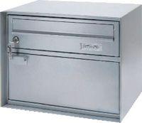 FUTURO Briefkasten Alu 415 x 307 x 305  mm - toolster.ch