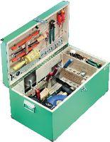 Gartenbauer Werkzeugkiste 32-tlg. - toolster.ch