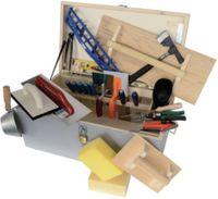 Gipser Werkzeugkiste 27 tlg. 700 x 310 x 400 mm - toolster.ch