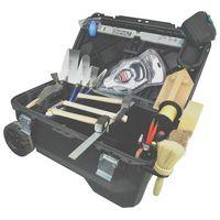 Gartenbauer Werkzeugkiste 39 tlg. 930 x 450 x 520 mm - toolster.ch