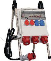 KIBERNETIK Stromverteiler mit Ständer SV32T25 400V - toolster.ch