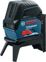 BOSCH Punkt- und Linienlaser GCL 2-15 + RM 1 10 m - 15 m - toolster.ch