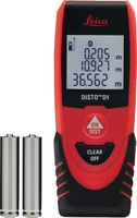 Laser Distanzmesser LEICA DISTO D1 40 Meter - toolster.ch