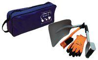 Auto-Kit Schnee in praktischer Tasche 535 x 105 x 230 mm - toolster.ch