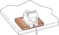 Schraubstockunterlage 250x200x50 - toolster.ch