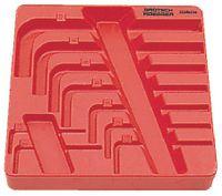 Stiftschlüsseletui für Winkelstiftschlüssel ISO 2936K 1.5-10 - toolster.ch