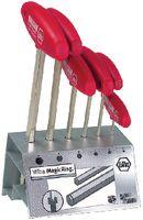 WIHA Sechskant-Schraubenziehersatz MagicRing® 3-10 - toolster.ch