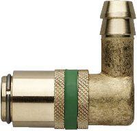 MOULDPRO Sicherheits-Schnellkupplung H 90° ohne Ventil 9 / S6 - toolster.ch