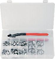 OETIKER 1-Ohr Kl. mit Einlagering Sortiment 101 - toolster.ch