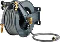 """GEKA Autom. Schlauchaufroller PA30SK mit ® plus Wasserschlauch 3/4"""" 30m + 2m & Armaturen - toolster.ch"""